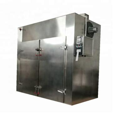 Hot Air Industrial Fish Dryers Fruit Drying Machinery