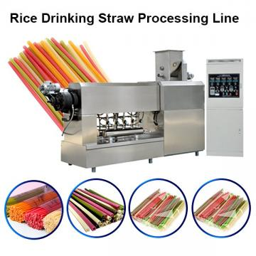 Milk,Juice Flexible Drinking Straw Extruder, Plastic Tube Extruder
