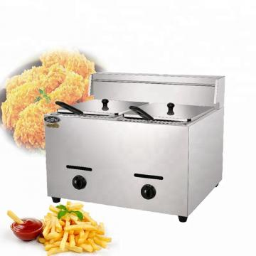 Factory Price Counter Top Commercial Gas Deep Fryer for Sale