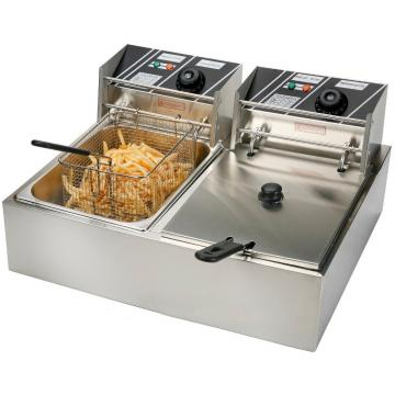 Turkey Fryer Commercial Kitchen Fish Deep Fat Fryer for Sale