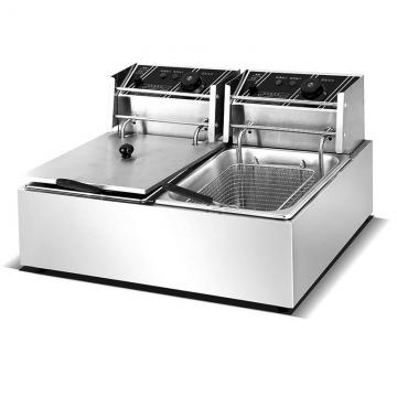 Electric Table Top Deep Fryer for Sale Single Tank Commercial Kitchen Fryer