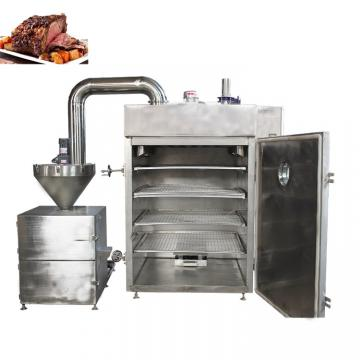 Stainless Steel Meat Smoker / Commercial Sausage Smoker