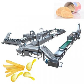 Large Automatic Banana Potato Chips Cutter Cutting Making Machine with Good Price