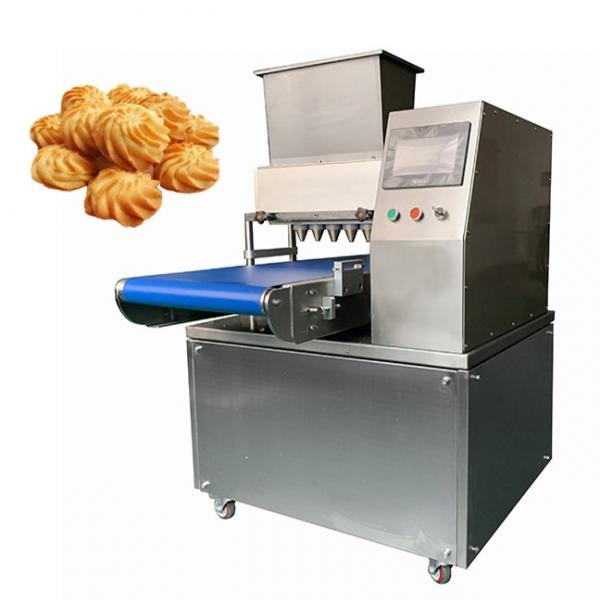 Ce Automatic Cream Biscuit Sandwiching Machine with Packaging Line Factory Price