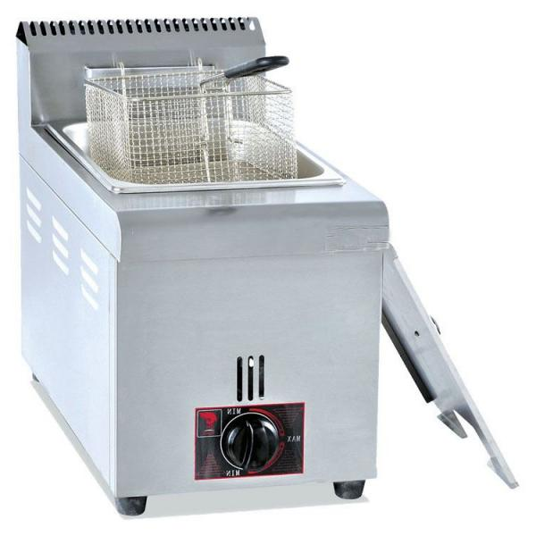 Safe and Efficient Fryer/ Big Deep Fryer/ Plantain Chips Fryer